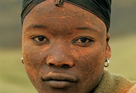 Xhosa Tribesman, South Africa